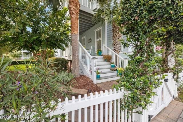 1517 Island Marina Drive, Carolina Beach, NC 28428 (MLS #100291406) :: The Oceanaire Realty