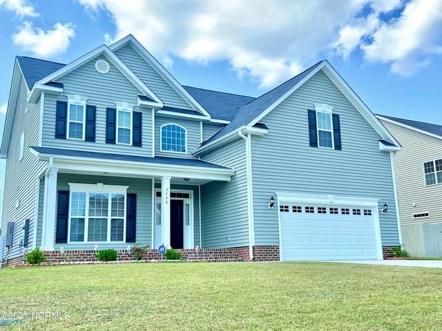 3436 Flora Drive, Winterville, NC 28590 (MLS #100291424) :: The Tingen Team- Berkshire Hathaway HomeServices Prime Properties