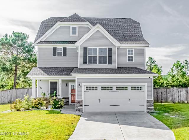 305 Bribster Court S, Jacksonville, NC 28540 (MLS #100291432) :: The Keith Beatty Team