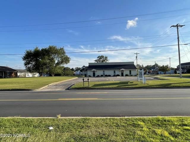 3143 Zebulon Road, Rocky Mount, NC 27804 (MLS #100291454) :: Coldwell Banker Sea Coast Advantage