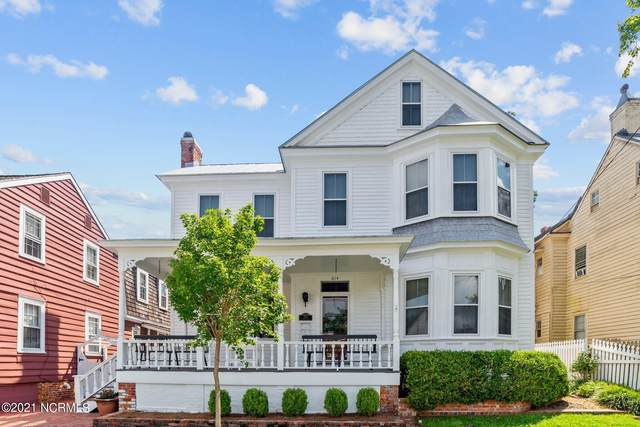614 Middle Street, New Bern, NC 28560 (MLS #100291459) :: The Keith Beatty Team