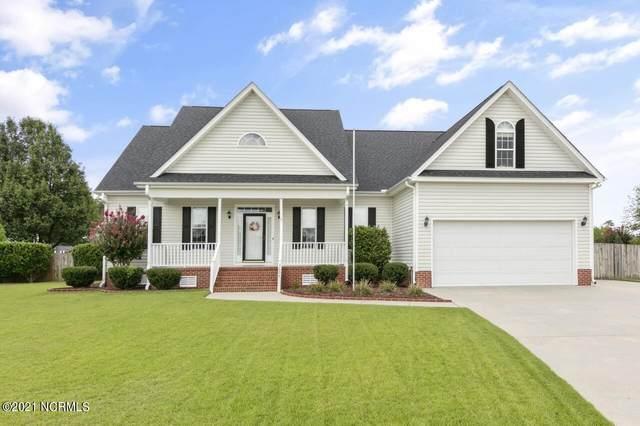 3604 Chateau Court W, Wilson, NC 27893 (MLS #100291493) :: David Cummings Real Estate Team