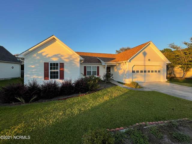 6723 Newbury Way, Wilmington, NC 28411 (MLS #100291496) :: Shapiro Real Estate Group