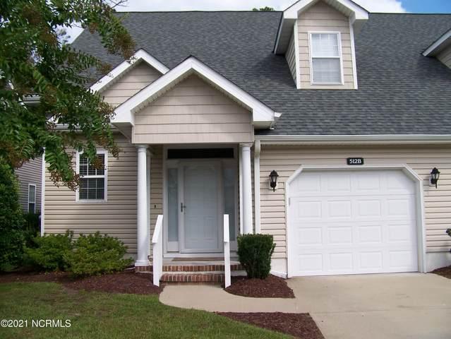 512 Village Green Drive B, Morehead City, NC 28557 (MLS #100291535) :: Watermark Realty Group