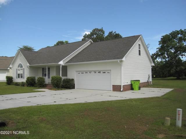127 Secretariat Drive, Havelock, NC 28532 (MLS #100291539) :: David Cummings Real Estate Team