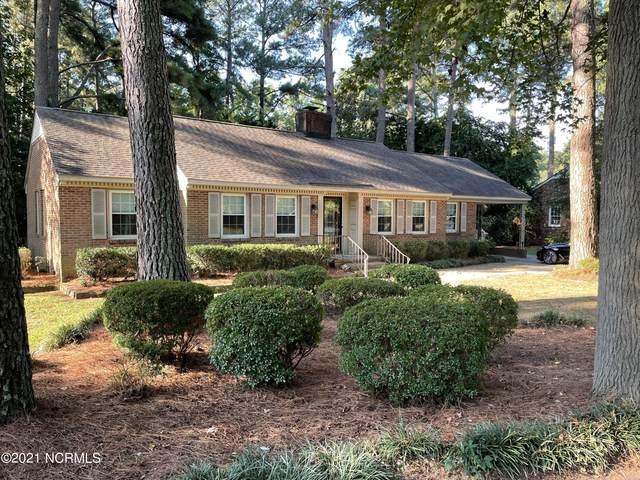 305 Forest Hills Road NW, Wilson, NC 27896 (MLS #100291548) :: David Cummings Real Estate Team