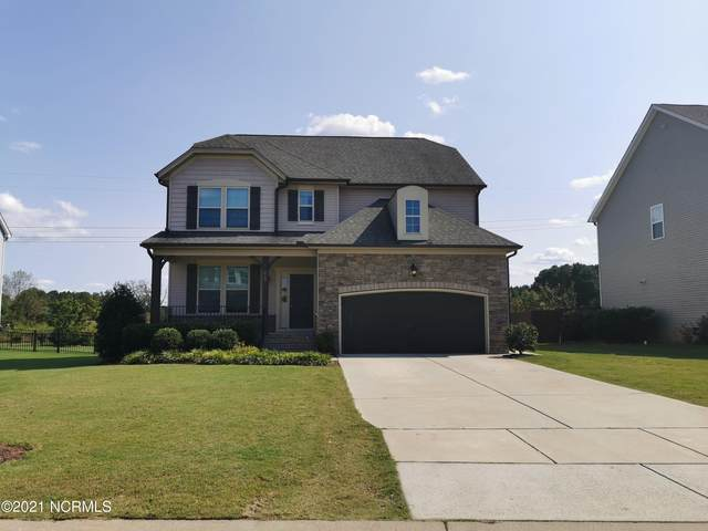 217 Cabot Drive, Holly Springs, NC 27540 (MLS #100291551) :: Berkshire Hathaway HomeServices Prime Properties