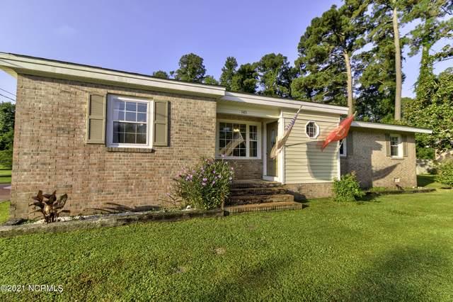 145 Woodland Drive, Havelock, NC 28532 (MLS #100291552) :: Donna & Team New Bern