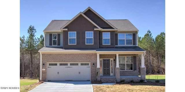 437 Eden Drive SW, Supply, NC 28462 (MLS #100291560) :: Barefoot-Chandler & Associates LLC