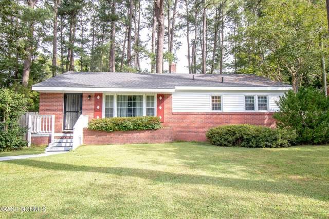 2004 Rosewood Avenue, Rocky Mount, NC 27801 (MLS #100291568) :: Berkshire Hathaway HomeServices Prime Properties