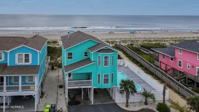 567 Ocean Boulevard W, Holden Beach, NC 28462 (MLS #100291570) :: Barefoot-Chandler & Associates LLC