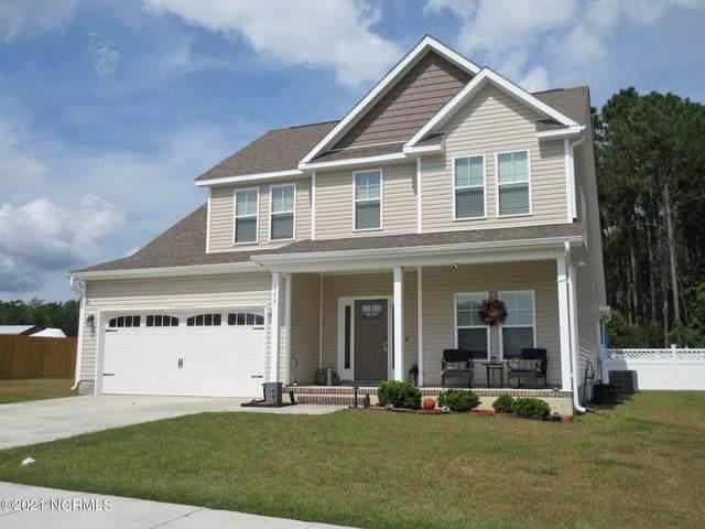 505 Diamond Ridge Court, Hubert, NC 28539 (MLS #100291578) :: RE/MAX Elite Realty Group