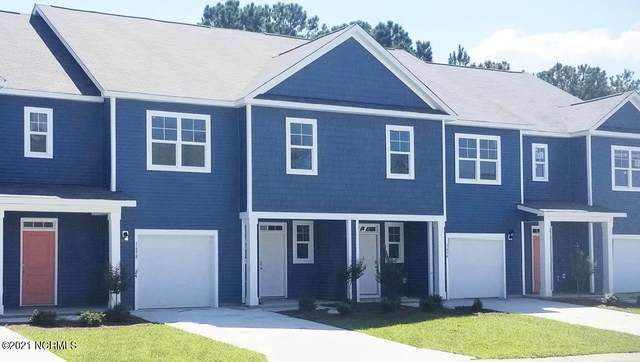 4760 Oyster Reef Run Unit 23, Wilmington, NC 28411 (MLS #100291585) :: RE/MAX Elite Realty Group