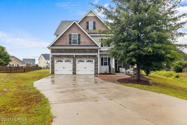 116 Percy Padgett Court, Holly Ridge, NC 28445 (MLS #100291589) :: The Tingen Team- Berkshire Hathaway HomeServices Prime Properties