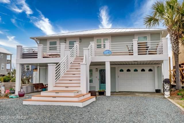 1032 Carolina Boulevard, Topsail Beach, NC 28445 (MLS #100291607) :: The Tingen Team- Berkshire Hathaway HomeServices Prime Properties