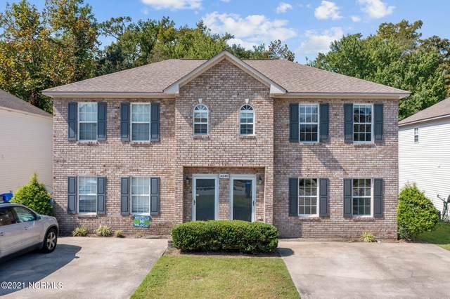 4240 Williamsbrook Lane B, Greenville, NC 27858 (MLS #100291610) :: Lynda Haraway Group Real Estate