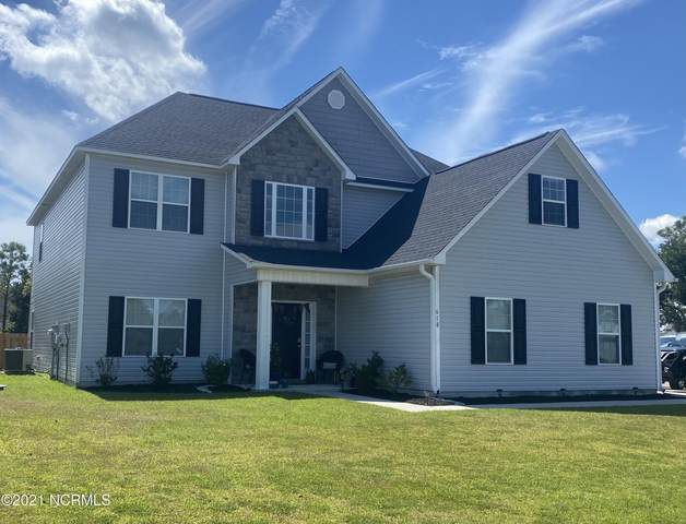 618 Prospect Way, Sneads Ferry, NC 28460 (MLS #100291611) :: RE/MAX Elite Realty Group