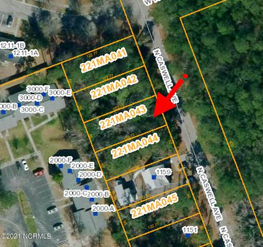 1167 N Caswell Avenue, Southport, NC 28461 (MLS #100291612) :: Watermark Realty Group