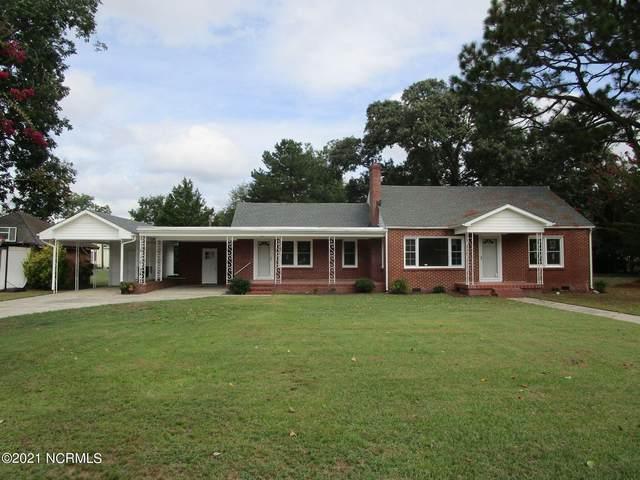 102 E Green Street, Robersonville, NC 27871 (MLS #100291626) :: The Keith Beatty Team