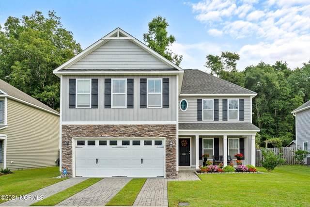 1301 Deer Hill Drive, Wilmington, NC 28409 (MLS #100291628) :: Berkshire Hathaway HomeServices Hometown, REALTORS®