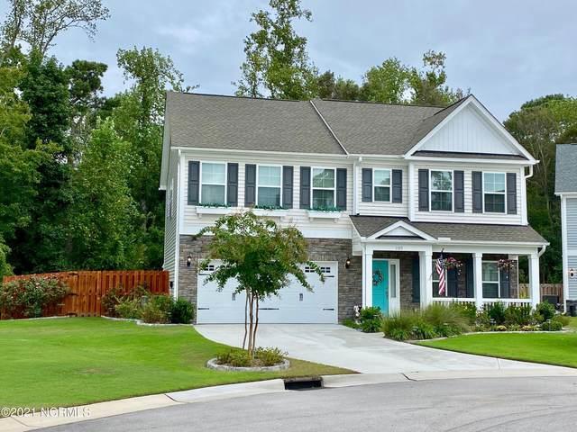 205 Collins Way, Hampstead, NC 28443 (MLS #100291632) :: David Cummings Real Estate Team