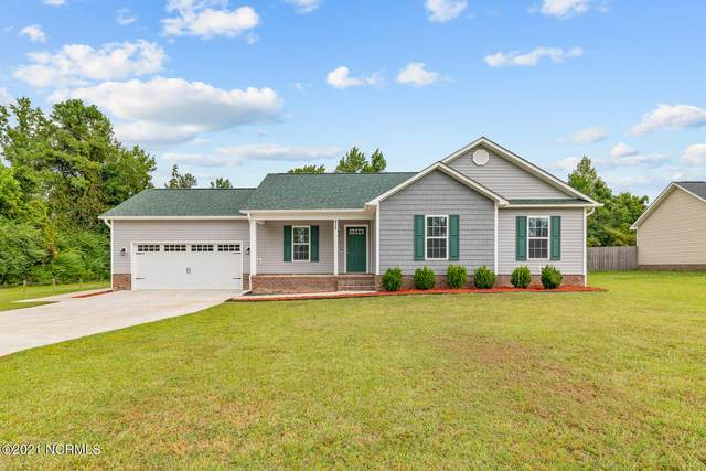643 Old 30 Road, Jacksonville, NC 28546 (MLS #100291633) :: The Keith Beatty Team