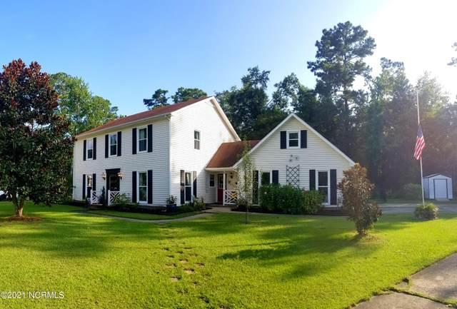 110 Pine Circle, New Bern, NC 28560 (MLS #100291637) :: Watermark Realty Group