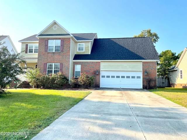 212 Lansing Court, Jacksonville, NC 28540 (MLS #100291655) :: Watermark Realty Group
