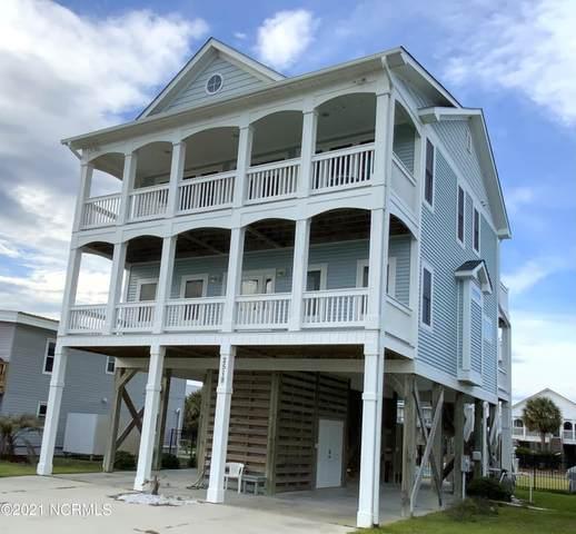 2518 W Beach Drive, Oak Island, NC 28465 (MLS #100291656) :: Donna & Team New Bern