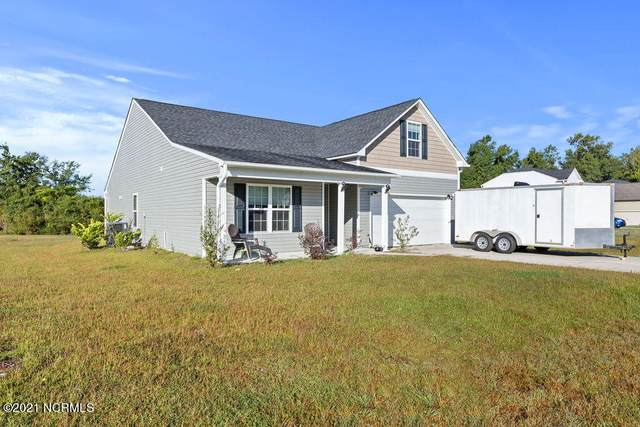 129 Backfield Place, Jacksonville, NC 28540 (MLS #100291660) :: The Tingen Team- Berkshire Hathaway HomeServices Prime Properties
