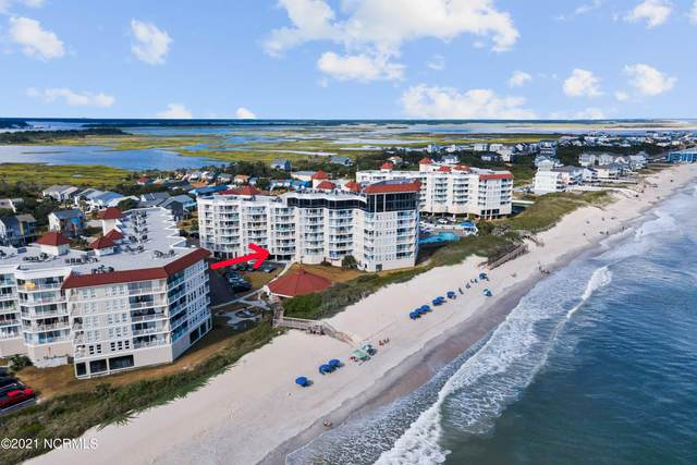 2000 New River Inlet Road Unit 1302, North Topsail Beach, NC 28460 (MLS #100291666) :: RE/MAX Elite Realty Group