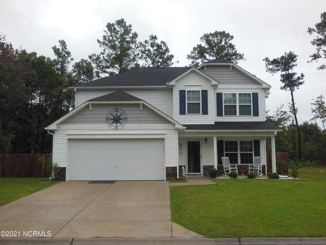 122 W New Kent Circle NW, Supply, NC 28462 (MLS #100291680) :: Barefoot-Chandler & Associates LLC