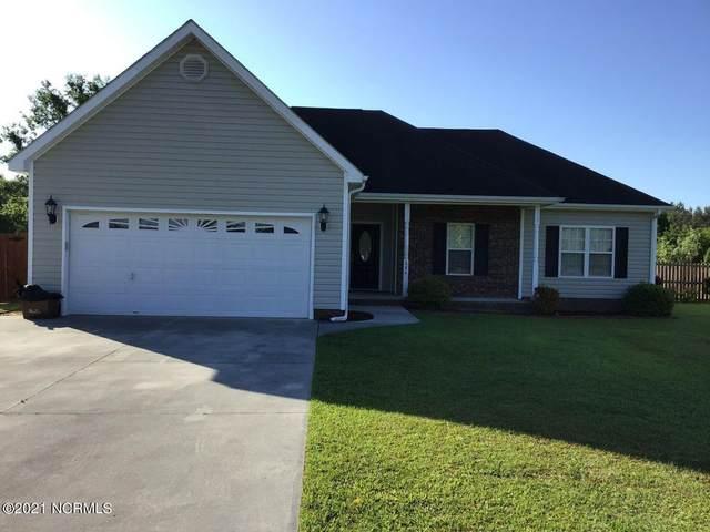 234 Brookstone Way, Jacksonville, NC 28546 (MLS #100291684) :: Donna & Team New Bern