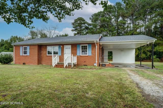 4967 Nc 581, Spring Hope, NC 27882 (MLS #100291691) :: Berkshire Hathaway HomeServices Hometown, REALTORS®
