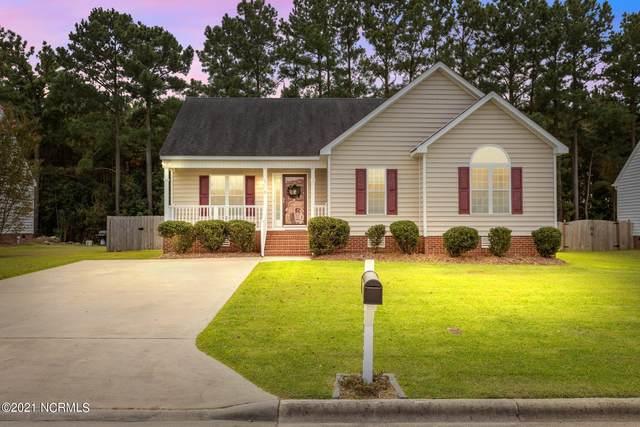 2033 Cherrytree Lane, Winterville, NC 28590 (MLS #100291693) :: Frost Real Estate Team