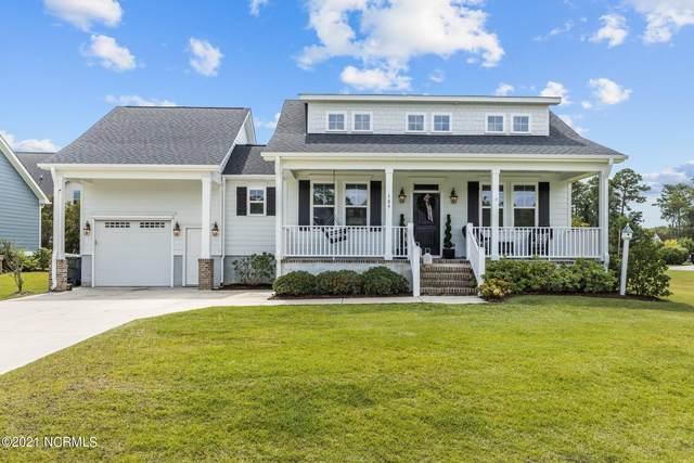 109 N River Club Drive, Beaufort, NC 28516 (MLS #100291694) :: Thirty 4 North Properties Group