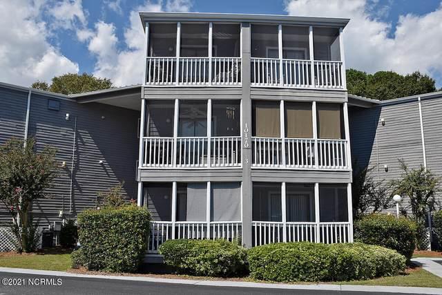10170 Beach Drive SW #305, Calabash, NC 28467 (MLS #100291696) :: Courtney Carter Homes