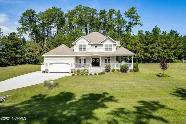 108 Blue Heron Court, Beaufort, NC 28516 (MLS #100291750) :: Thirty 4 North Properties Group