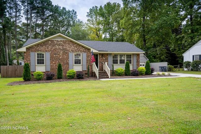 2925 Ridgecrest Drive, Rocky Mount, NC 27803 (MLS #100291776) :: Berkshire Hathaway HomeServices Prime Properties