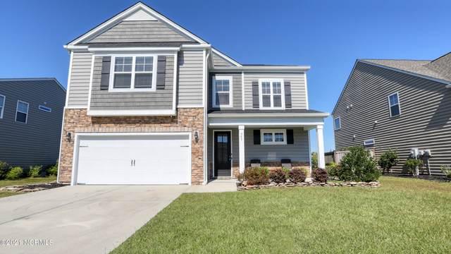 589 Steele Loop, Wilmington, NC 28411 (MLS #100291777) :: Berkshire Hathaway HomeServices Prime Properties