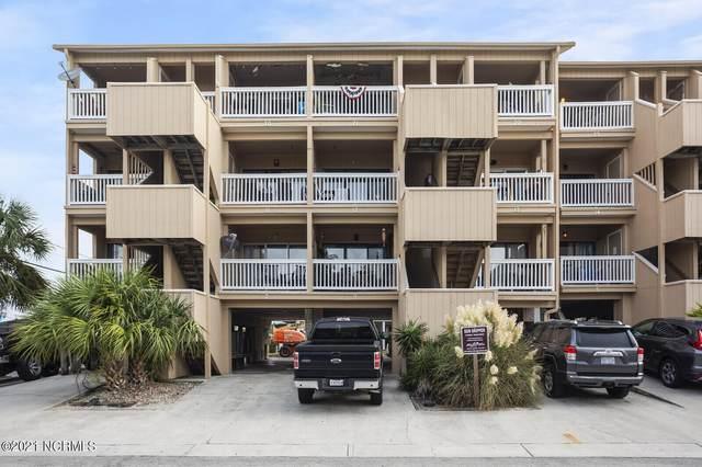 1600 Canal Drive A-21, Carolina Beach, NC 28428 (MLS #100291799) :: The Keith Beatty Team