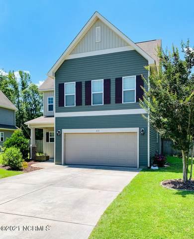 431 Bald Cypress Lane, Sneads Ferry, NC 28460 (MLS #100291805) :: Berkshire Hathaway HomeServices Prime Properties