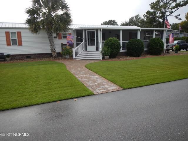301 Goose Creek Boulevard, Newport, NC 28570 (MLS #100291811) :: Donna & Team New Bern