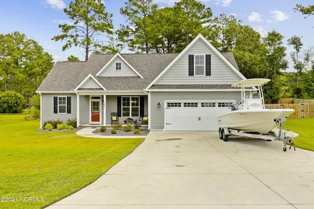103 Club House Drive, Cape Carteret, NC 28584 (MLS #100291818) :: Shapiro Real Estate Group