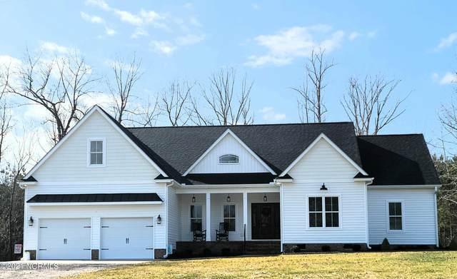 5878 Harvest Ridge Road, Battleboro, NC 27809 (MLS #100291820) :: Donna & Team New Bern