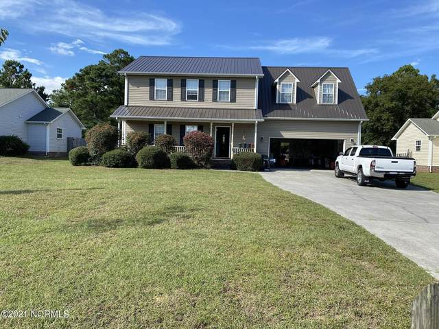 271 Ennett Lane, Sneads Ferry, NC 28460 (MLS #100291821) :: Lejeune Home Pros of Century 21 Sweyer & Associates