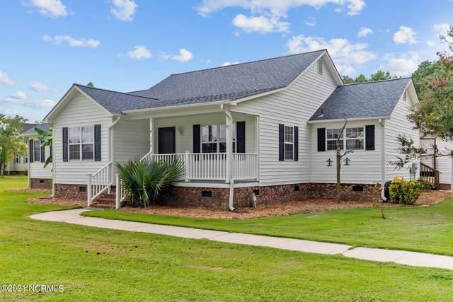 170 Mckeel Lane, Vanceboro, NC 28586 (MLS #100291822) :: Stancill Realty Group