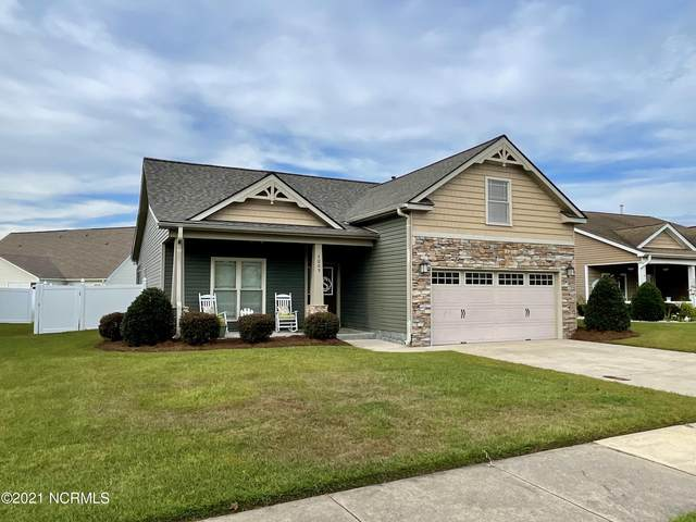 4005 Bluebill Drive, Greenville, NC 27858 (MLS #100291826) :: Berkshire Hathaway HomeServices Hometown, REALTORS®