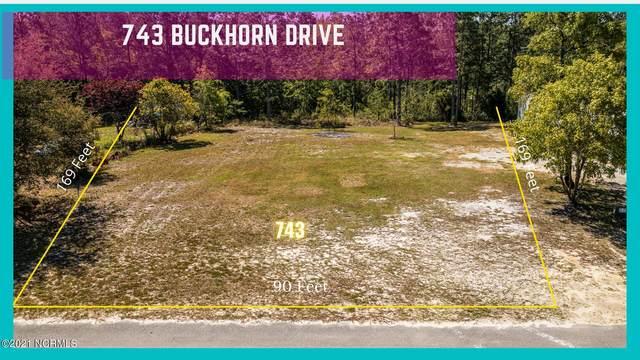 743 Buckhorn Drive SW, Supply, NC 28462 (MLS #100291831) :: Barefoot-Chandler & Associates LLC
