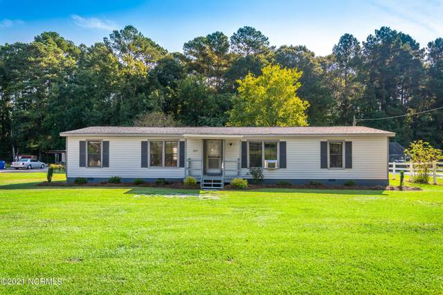 2819 Hines Road, Winterville, NC 28590 (MLS #100291845) :: The Tingen Team- Berkshire Hathaway HomeServices Prime Properties
